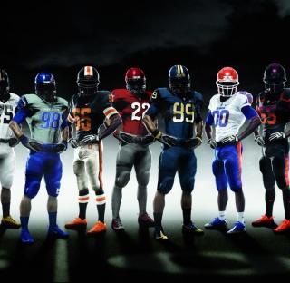 American Football - Obrázkek zdarma pro iPad mini