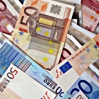 Euro - Obrázkek zdarma pro 208x208