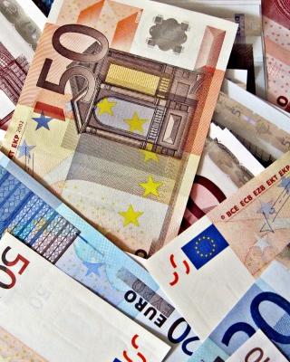 Euro - Obrázkek zdarma pro 176x220