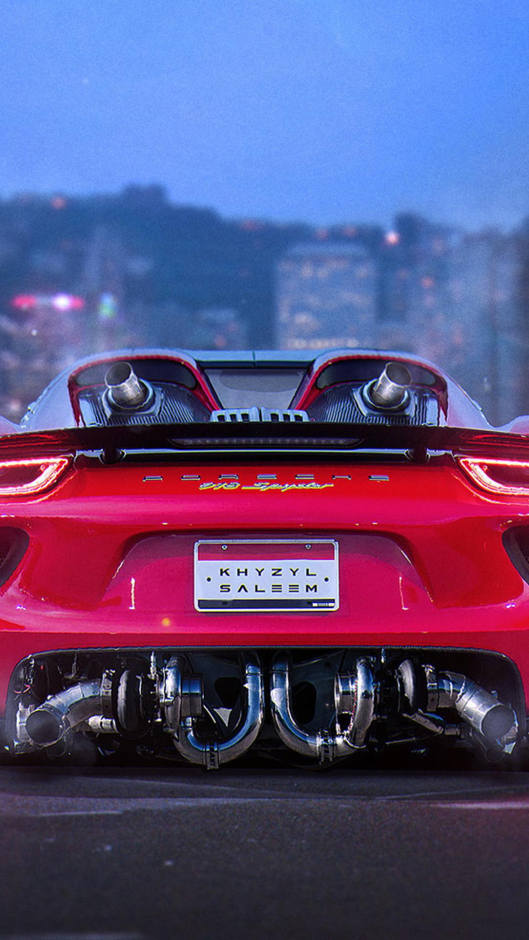 Porsche 918 Spyder Cute Iphone Wallpapers Hd 5 Wallpaper 4