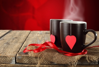 Love Tea Wallpaper for Android, iPhone and iPad