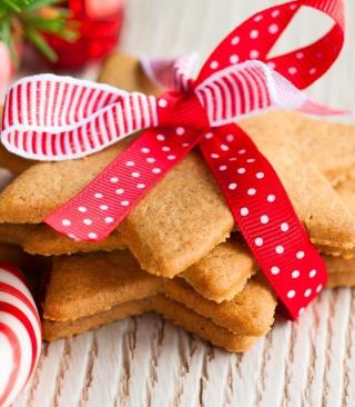 Ginger Bread Star Cookies - Obrázkek zdarma pro Nokia Asha 311