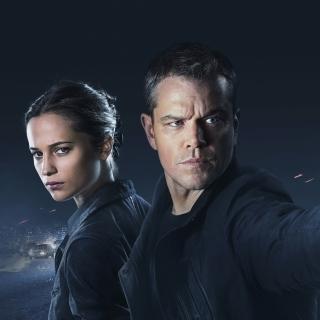 Jason Bourne - Obrázkek zdarma pro 320x320