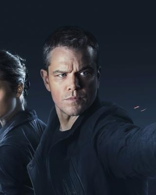 Jason Bourne - Obrázkek zdarma pro iPhone 5S
