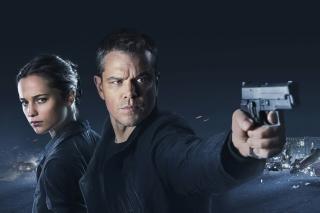 Jason Bourne - Obrázkek zdarma pro 800x480