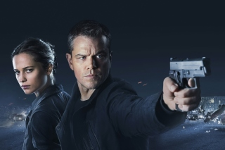 Jason Bourne - Obrázkek zdarma pro Samsung Galaxy S 4G