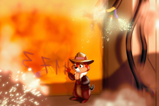 Chip and Dale Rescue Rangers 2 Wallpaper for Android, iPhone and iPad