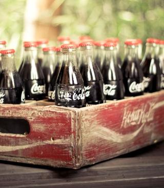 Vintage Coca-Cola Bottles - Obrázkek zdarma pro Nokia C5-06