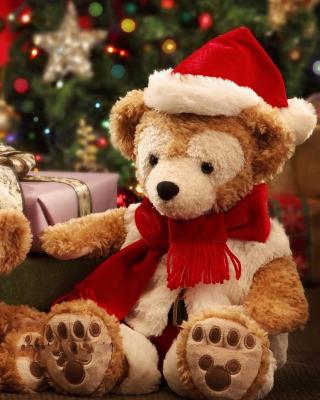 Christmas Teddy Bears - Obrázkek zdarma pro Nokia C2-02