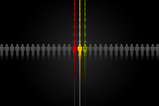 Rasta Abstract - Obrázkek zdarma pro 480x400