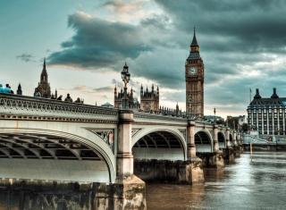 London - Obrázkek zdarma pro Samsung Galaxy Tab S 8.4