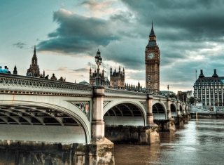 London - Obrázkek zdarma pro Samsung Galaxy S II 4G