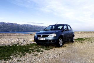 Dacia Logan Background for Android, iPhone and iPad