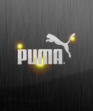 Puma - Obrázkek zdarma pro Nokia C3-01 Gold Edition