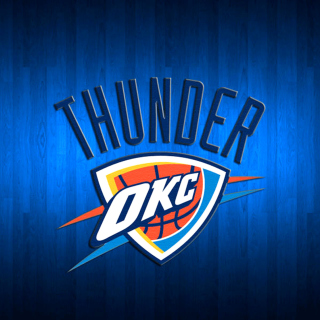 Oklahoma City Thunder - Obrázkek zdarma pro 1024x1024