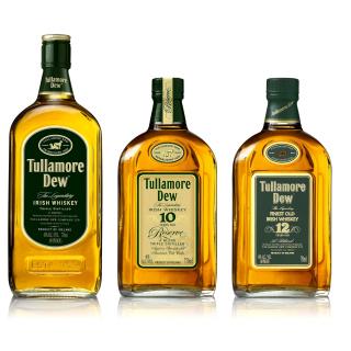 Tullamore DEW Irish Whiskey - Obrázkek zdarma pro iPad 3