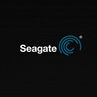 Seagate Logo - Obrázkek zdarma pro iPad