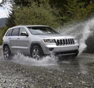 Jeep Grand Cherokee - Obrázkek zdarma pro iPad mini 2