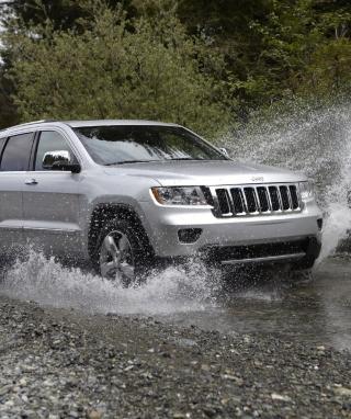 Jeep Grand Cherokee - Obrázkek zdarma pro 360x640