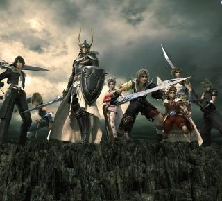 Final Fantasy Stars - Obrázkek zdarma pro 128x128