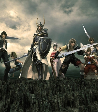 Final Fantasy Stars - Obrázkek zdarma pro Nokia C2-03