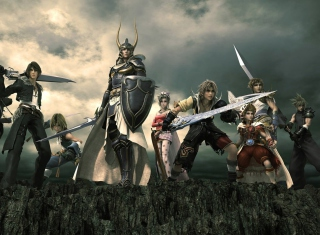 Final Fantasy Stars - Obrázkek zdarma pro Sony Xperia Tablet Z