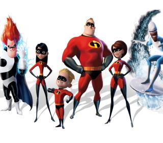 The Incredibles - Obrázkek zdarma pro iPad 3