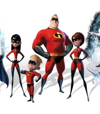 The Incredibles - Obrázkek zdarma pro iPhone 5