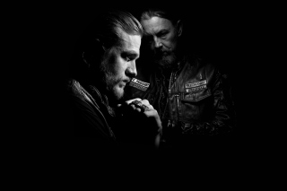 Sons Of Anarchy Background for Android, iPhone and iPad