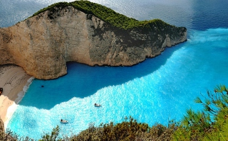 Blue Lagoon Picture for Android, iPhone and iPad