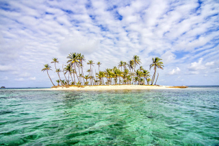 San Blas Islands of Panama Picture for Android, iPhone and iPad