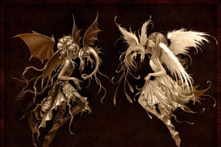 Angel Background for Android, iPhone and iPad