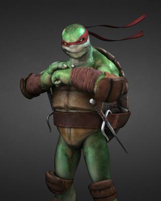 Tmnt, Teenage mutant ninja turtles - Obrázkek zdarma pro Nokia Asha 503