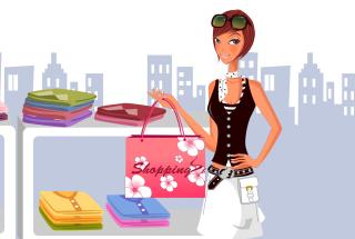 Картинка Shopping In Store на андроид