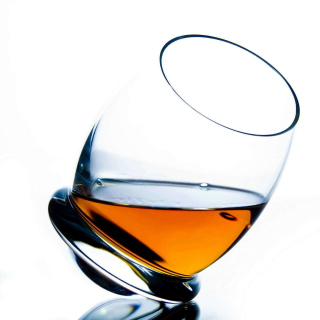 Cognac Glass Snifter - Obrázkek zdarma pro iPad 3