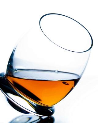 Cognac Glass Snifter - Obrázkek zdarma pro 640x960
