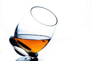 Cognac Glass Snifter Background for Android, iPhone and iPad