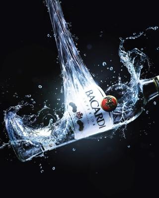 Bacardi Superior Rum - Obrázkek zdarma pro 240x320