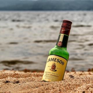 Jameson Irish Whiskey - Obrázkek zdarma pro iPad 3