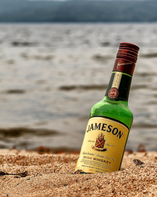 Jameson Irish Whiskey - Obrázkek zdarma pro Nokia Lumia 920