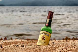 Jameson Irish Whiskey - Obrázkek zdarma pro Sony Tablet S