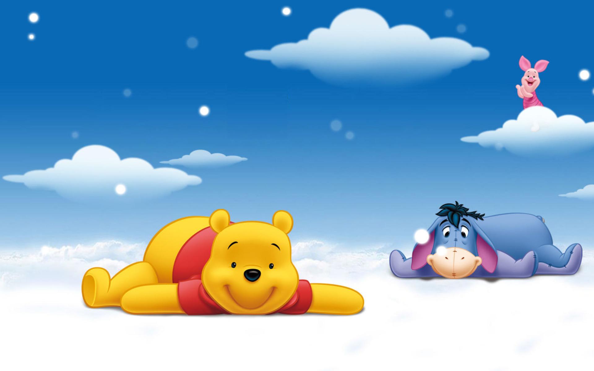 Winnie the pooh fondos de pantalla gratis para for Protectores animados