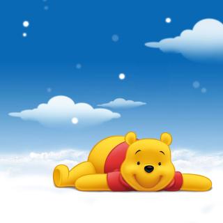 Winnie The Pooh - Obrázkek zdarma pro iPad mini 2