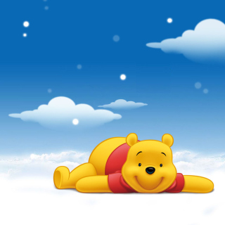 Winnie The Pooh - Obrázkek zdarma pro iPad