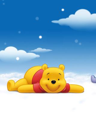 Winnie The Pooh - Obrázkek zdarma pro Nokia Asha 310