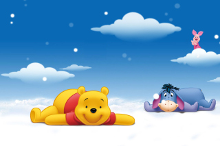 Winnie The Pooh - Obrázkek zdarma pro Widescreen Desktop PC 1920x1080 Full HD