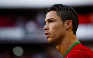 Cristiano Ronaldo Portugal - Obrázkek zdarma pro LG P700 Optimus L7
