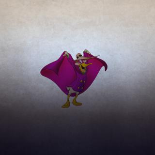 Darkwing Duck - Obrázkek zdarma pro iPad mini