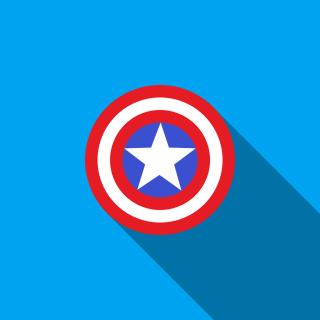 Captain America - Obrázkek zdarma pro iPad mini 2