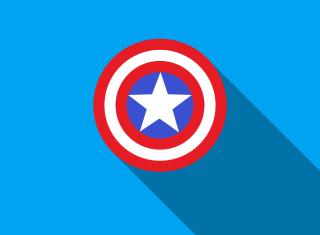 Captain America - Obrázkek zdarma pro Samsung Galaxy Tab 3 10.1